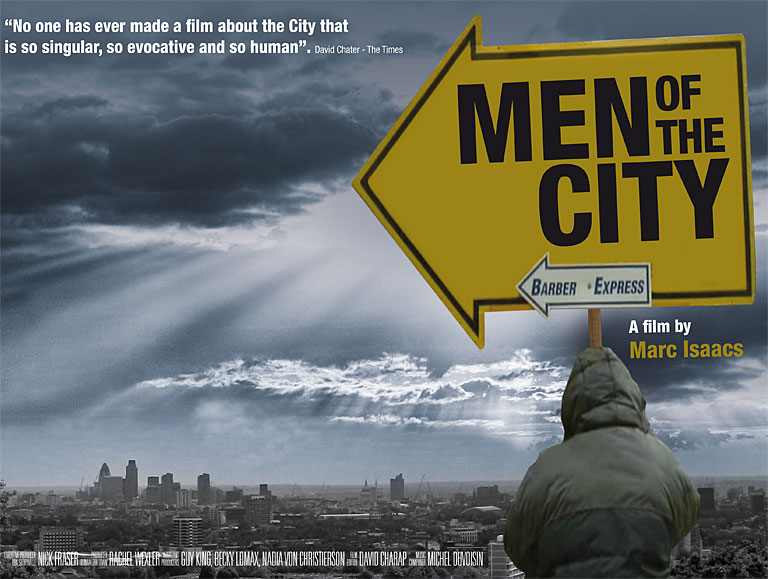 Men of the City by Marc Isaacs