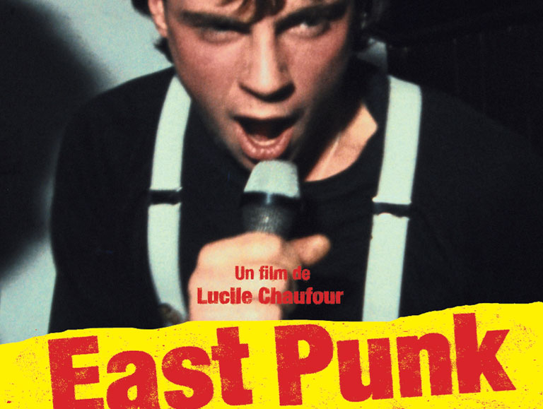 East Punk Memories by Lucile Chaufour