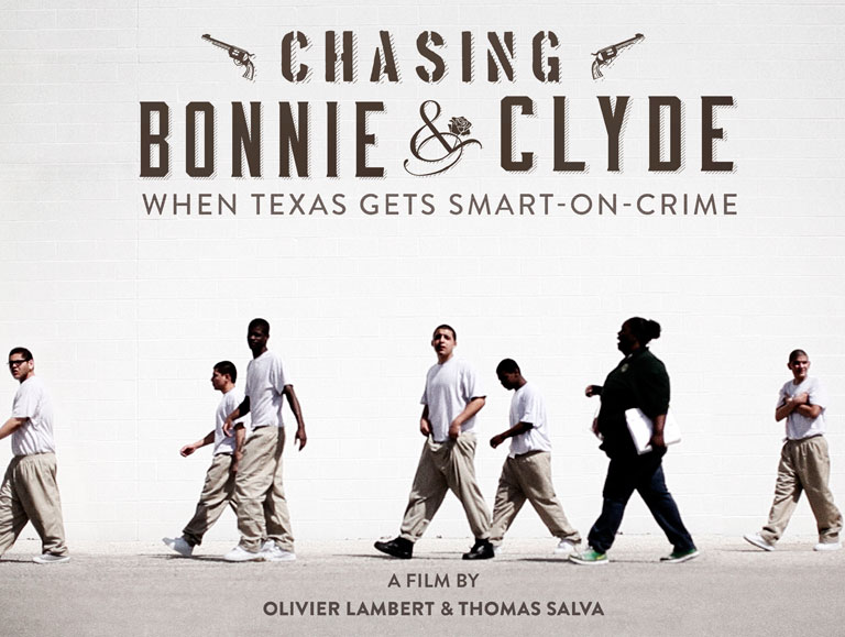 Chasing Bonnie & Clyde When Texas Gets Smart-on-Crime by Olivier Lambert & Thomas Salva